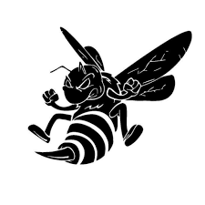 2020 Angry Bee Deadly Sting Car Window Bumper Sticker Vinyl Decal Accessories Motorcycle Helmet Car Styling Car Sticker From Xymy777 2 74 Dhgate Com