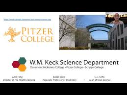 Success In the Sciences (Keck Science Department) - Pitzer Now