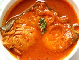 Special Surmai (Kingfish) Curry (With ...