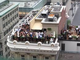 best rooftop restaurants in montreal