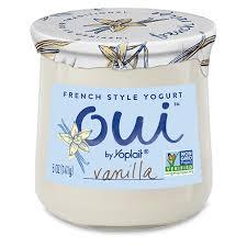 vanilla french style yogurt flavors
