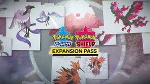 Legendary Pokemon detailed for Pokemon Sword and Shield Expansion Pass -  Nintendo Switch News - NintendoReporters