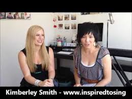 Chatting with Kimberley Smith - Vocal Coach @ Inspired to Sing - YouTube