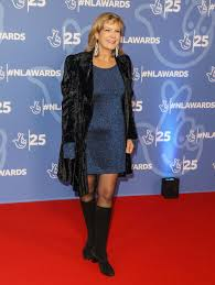 PENNY SMITH at National Lottery Awards 2019 in London 10/15/2019 –  HawtCelebs