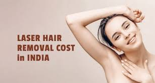 laser hair removal cost in india
