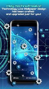 تكنولوجيا خلفيات متحركه For Android Apk Download