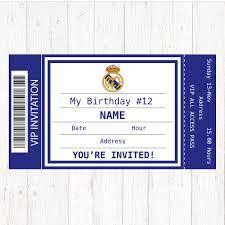 Pin En Invitaciones