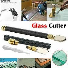 glass cutter tool carbide blade oil