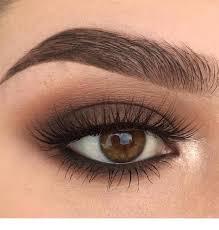 simple eye shadow makeup inspiring las