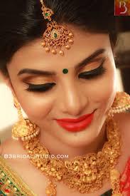 south indian bridal makeup by karthika