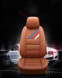 cowhide leather car seat cover