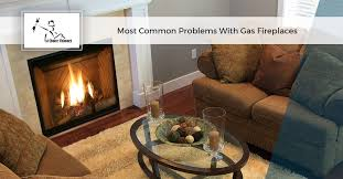 common problems with gas fireplaces