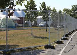 Removable Building Site Security Fencing Panels 1 8x2 1 Meter Comfortable Touch