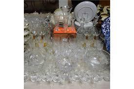 royal doulton crystal by webb corbett