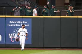 A's: Khris Davis hits first home run, bats come alive in blowout ...