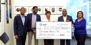 AT&T's $100K Grant Bolsters Big Thought's Creative Solutions Program »  Dallas Innovates
