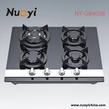 hob built in cast iron cooker gas stove