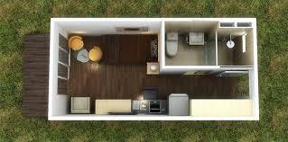 plans de maison conteneur