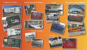 F Lombardo Son Lettering Trucks Signs Wraps