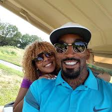 8 Super Cute Photos Of J.R. Smith and His Wife Jewel Smith - Essence
