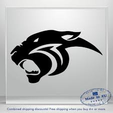 Jaguar Panther Tiger Lion Auto Car Bumper Window Vinyl Decal Sticker Truck Decal Ebay