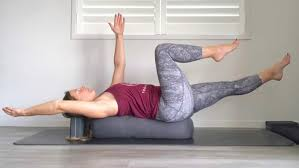 4 surprising ways to use a yoga bolster