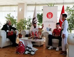 Keçiören taekwondo şampiyonlarını ağırladı - Medya Ankara