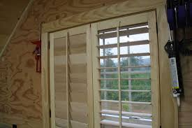 wood plantation shutters blinds