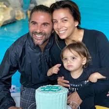 Eva Longoria shows off sweet bond between José Bastón with son ...