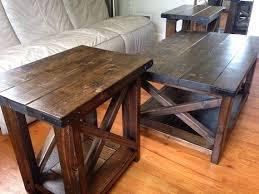 coffee table farmhouse