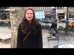 Abby Wilde Throws Down a #ShakespeareInsultChallenge! - YouTube