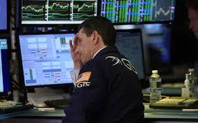 bottom as Dow enters bear market ...