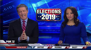 Fox 32 News Chicago Election Night Open ...