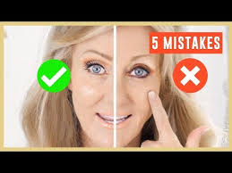 makeup mistakes on eyes tutorial