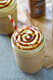 lighter salted caramel mocha frappuccino