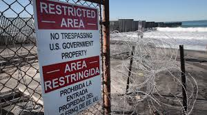 Trump Admin Waives Environmental Review To Speed Up Work On San Diego Border Fencing Ktla