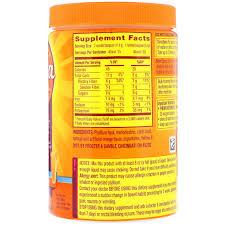 multihealth fiber powder sugar free