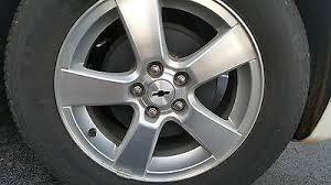 4 Chevy Trax Wheel Bowties Decal Overlay Emblem Sticker Vinyl Bowtie Ebay