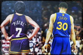 The Better Scorer: Pete Maravich or Stephen Curry?