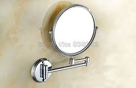 wall mounted makeup shave vanity mirror