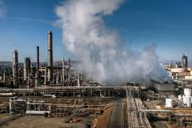 What did we breathe during East Bay fire, refinery flaring ...