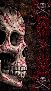skull tattoo wallpapers top free