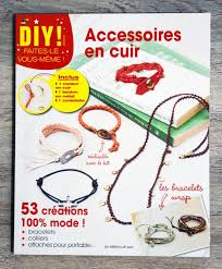 diy kit leather accessories jewelry
