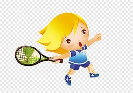 badminton tennis game child