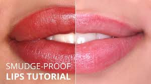 permanent makeup lips tutorial