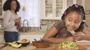 how children can gain weight healthily