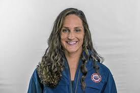 Oakland Catholic grad Leah Smith competing at Pan Pacific Swimming ...