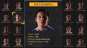 NAB AFL Draft - Jye Caldwell ...