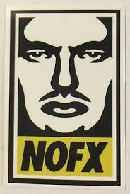 X2 Nofx Music Band Logo Sticker Decal Vinyl Rock Metal Punk Car Ebay