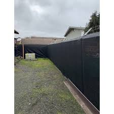 Top Product Reviews For Aleko 6 X150 Aluminum Eye Fence Privacy Outdoor Backyard Black Screen 6 Feet Tall X 150 Feet Long 17847747 Overstock